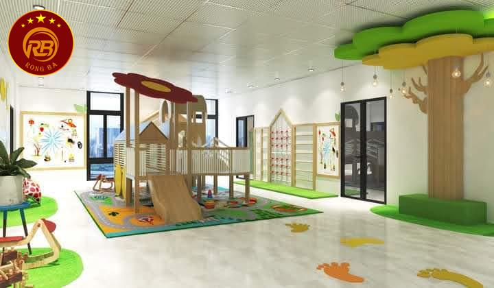 thiết kế nhà giữ trẻ